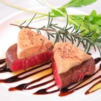 お肉と素材が響き合う進化系の焼肉をご堪能