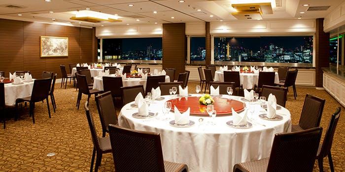 記念日におすすめのレストラン・銀座アスター お茶の水賓館の写真1