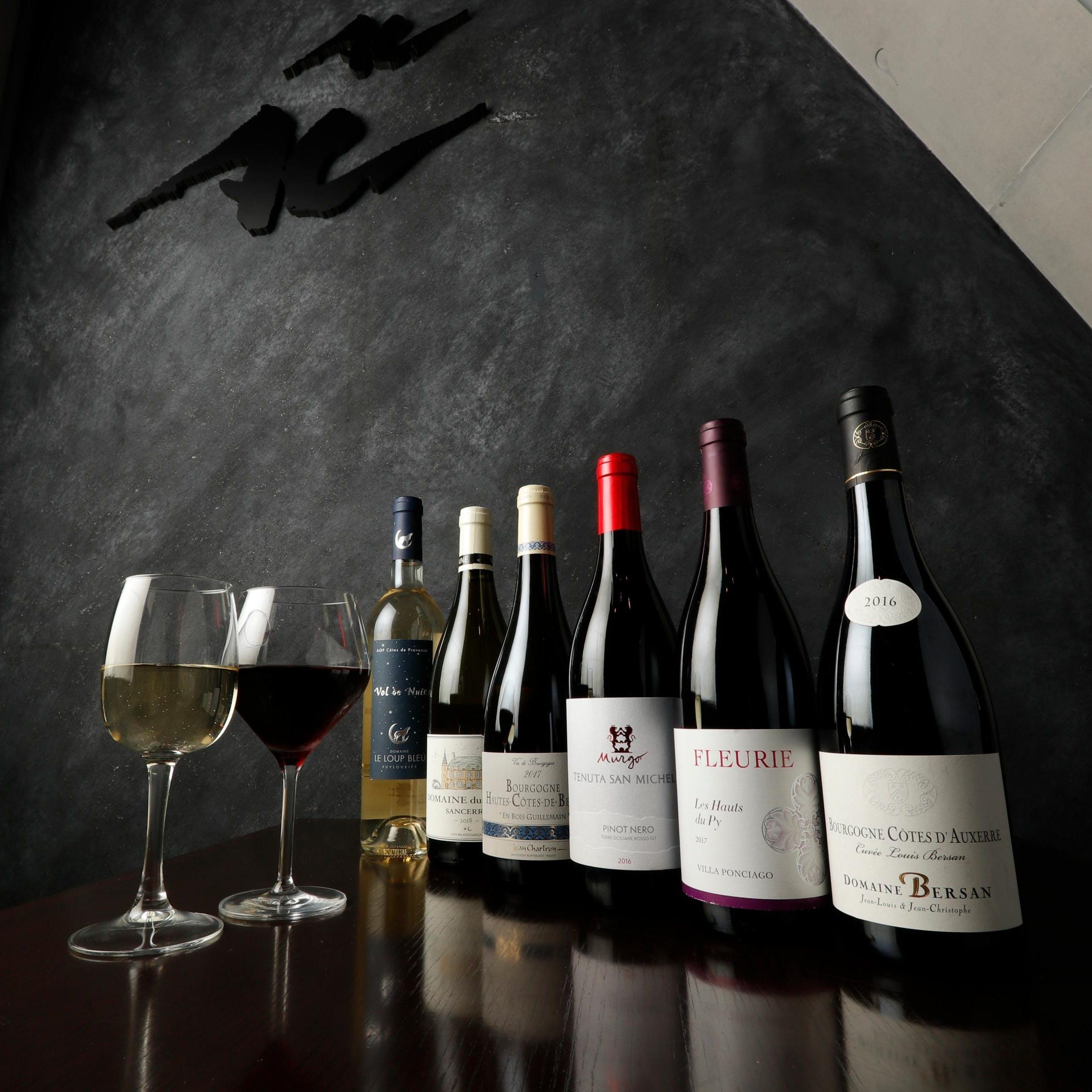 自然派ワイン「Vin nature,ヴァン・ナチュール」と和食へのこだわり