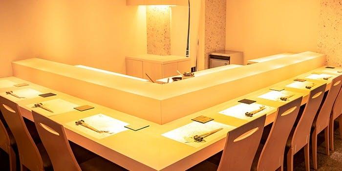 記念日におすすめのレストラン・上野鮨 榮の写真1