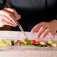 こだわり食材で作られる珠玉の広東料理