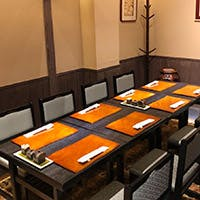 (個室)風情を感じる和の隠れ家レストラン
