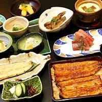 国産の上質な鰻(八十八の食材)について