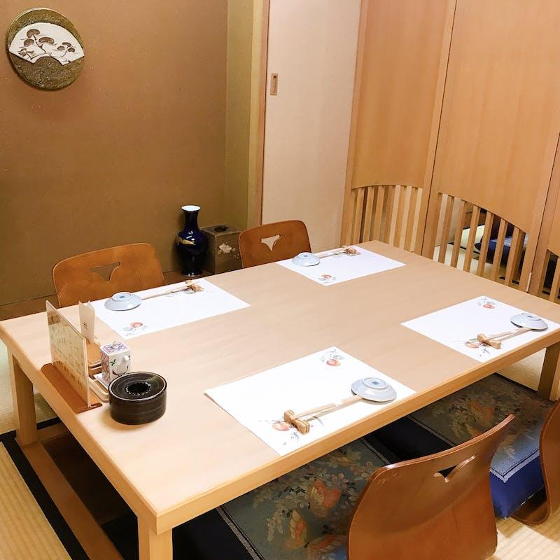 【特選おまかせコース】旬の食材の逸品やお寿司など(リクエスト予約)
