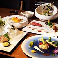 四国四県の味を巡るように味わう 料理コンセプト「四国味紀行」