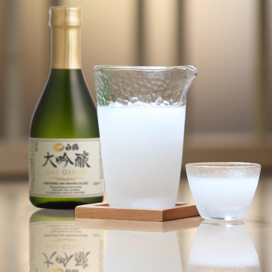 日本酒各種お愉しみいただけます