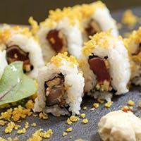 こべやだけのお寿司、創作料理