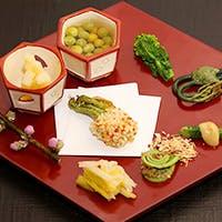 ゲストを感動させる美しい日本料理