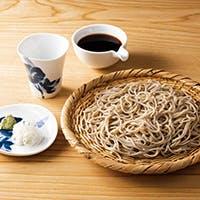 東京蕎麦を堪能する