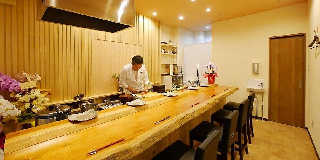 記念日におすすめのレストラン・寿司あさ海の写真1