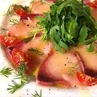 素材を楽しむイタリア料理