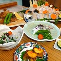 四季の移ろいを感じる京料理