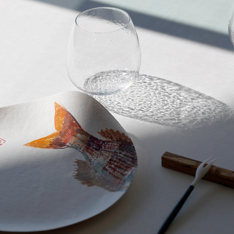 Dejeuner 4皿~スターター/メイン2品/デザート~+ウェルカムドリンク+お土産プチスイーツ(窓側確約)