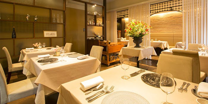 記念日におすすめのレストラン・サンテミリオンの写真1