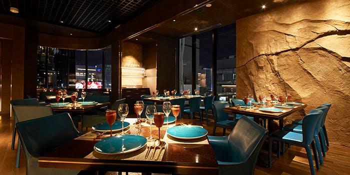 記念日におすすめのレストラン・SPICE LAB TOKYO & THE GREY ROOMの写真1