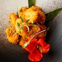 新しいインド料理の世界が銀座で花咲く