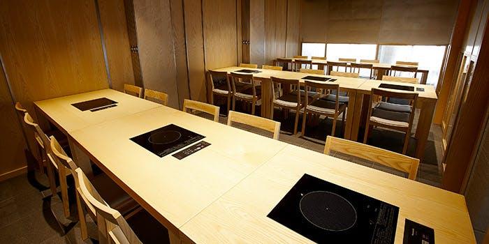 記念日におすすめのレストラン・香水亭 新橋店の写真1