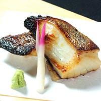 拘りの食材を使用した和食料理をご堪能