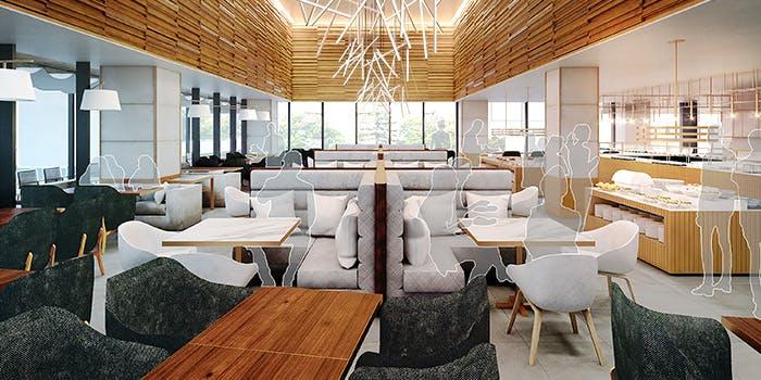 記念日におすすめのレストラン・Terrace and Tableの写真1