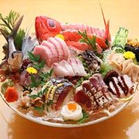 厳選された旬の魚や良質な食材