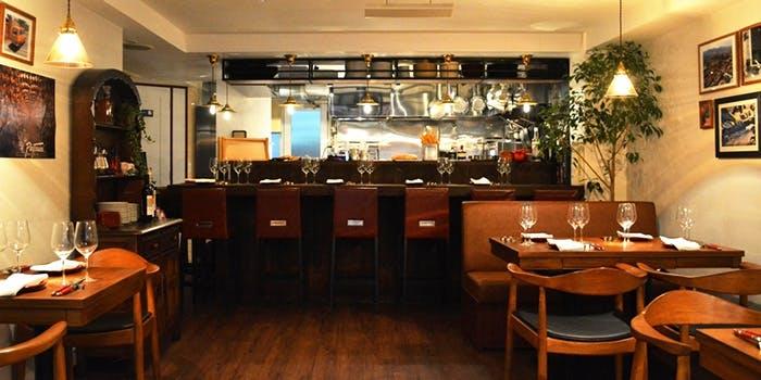 記念日におすすめのレストラン・Trattoria Quattro Mani82の写真1