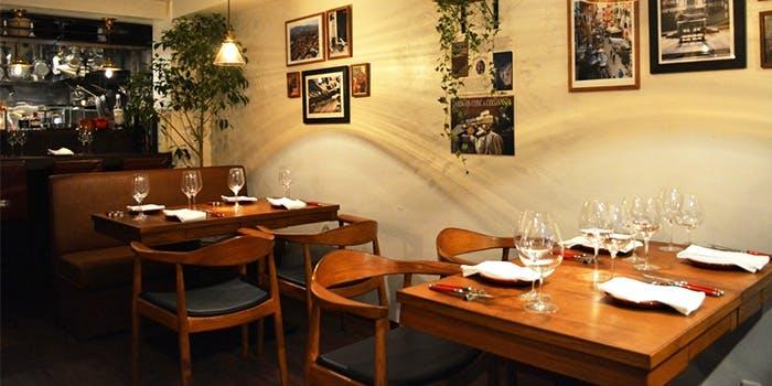 記念日におすすめのレストラン・Trattoria Quattro Mani82の写真2