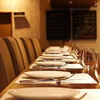 大人の隠れ家的イタリア料理店
