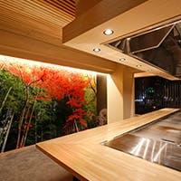 日本の風情を感じる上品な空間