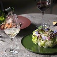 厳選食材の個性を際立たせる調理法