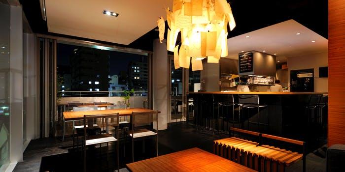 記念日におすすめのレストラン・Quadの写真1