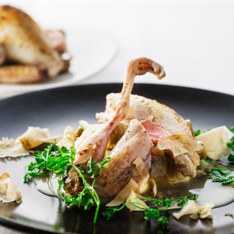 【Cena Bellissima】特別な一夜を彩る、特別な食材 全7品