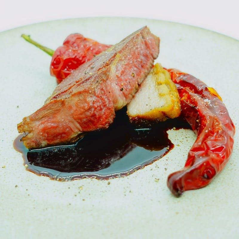 【Cena Bellissima】特別な一夜を彩る、特別な食材 全7品+ワインペアリング