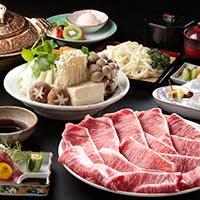 厳選肉のみを使用した絶品料理