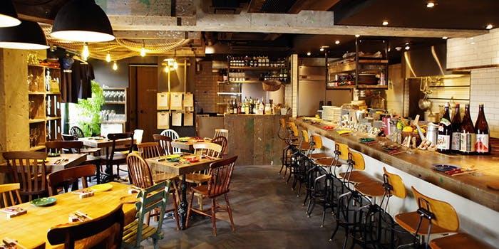 記念日におすすめのレストラン・WE ARE THE FARM 麻布十番の写真1