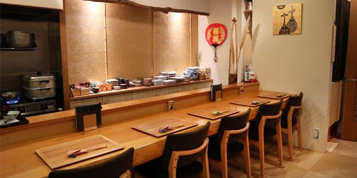 記念日におすすめのレストラン・和食とくながの写真1
