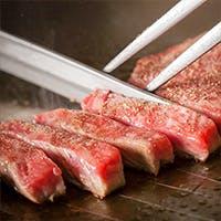 神戸牛の濃厚で深みのある味わいを堪能