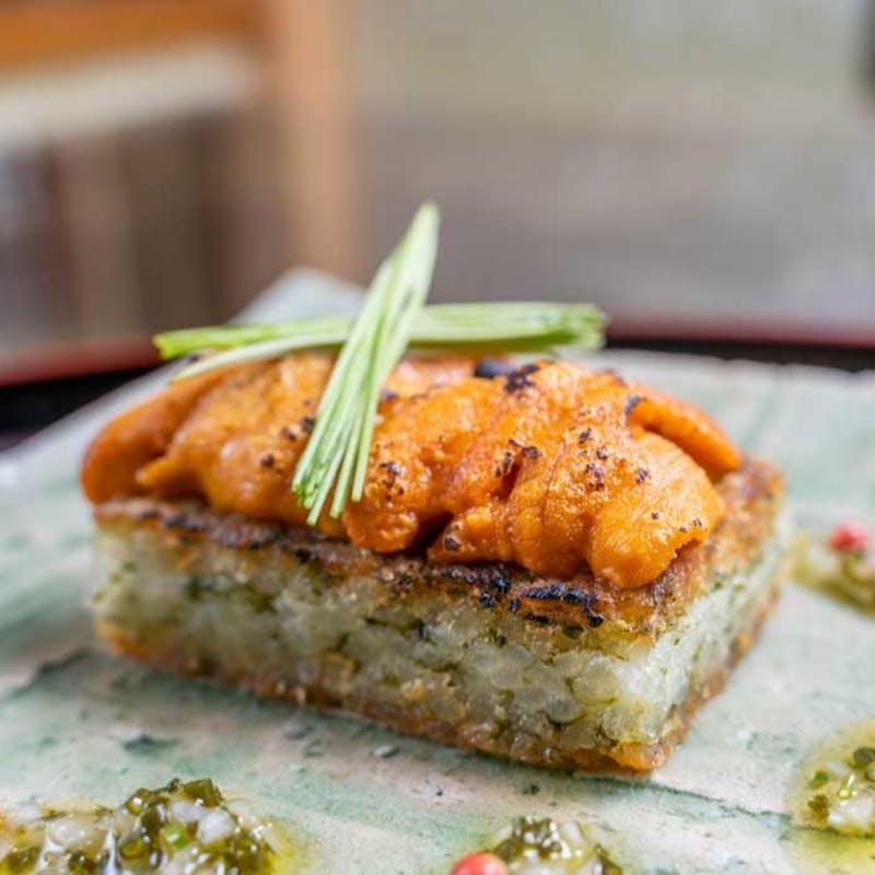 【シェフ特選懐石デイナー】その日の最高食材を使用した特別コース