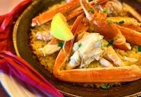 ダイニングバル コダマ Steak Crab