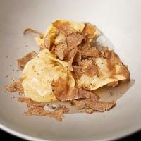 表現はモダン、味はイタリアの伝統に根ざした料理