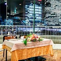 横浜の夜景が一望 貸切のパーティーも可能