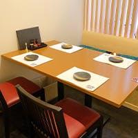 新宿での接待や会食に最適な個室完備