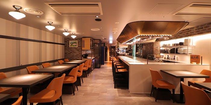 記念日におすすめのレストラン・カジュアル 鉄板 伊達の写真1
