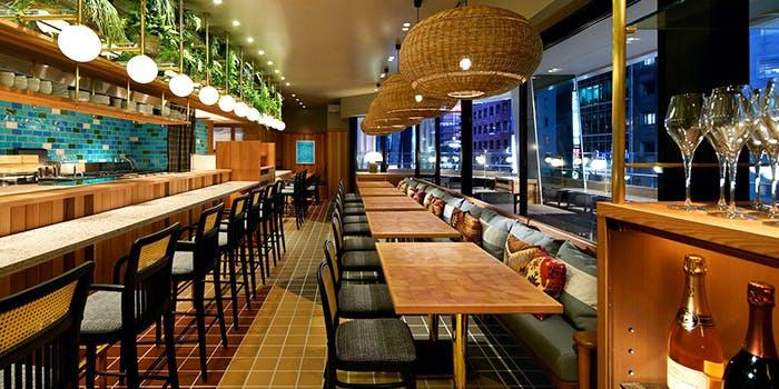 記念日におすすめのレストラン・ダンプリングタイム 点心専家 銀座本店の写真1