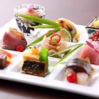 季節の移ろいを感じる日本料理
