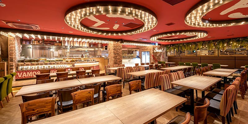 記念日におすすめのレストラン・シュラスコ&ビアバー GOCCHI BATTA 上野の写真2