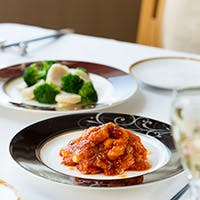 日本の四季にあわせた中国料理をお楽しみください