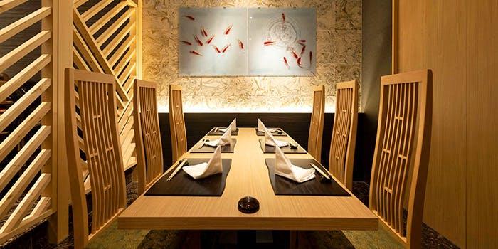 記念日におすすめのレストラン・肉割烹吟次郎 品川店の写真1