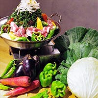 毎朝直送の新鮮オーガニック野菜を恵比寿で堪能
