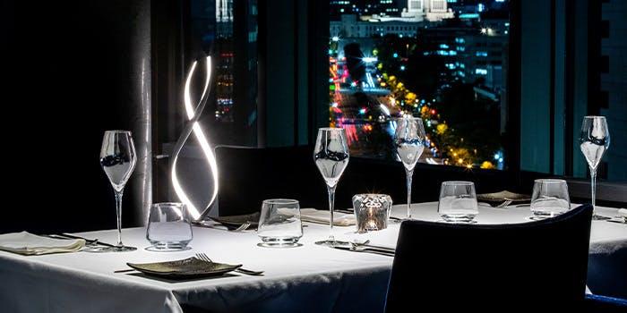 記念日におすすめのレストラン・MANDA GINZAの写真1