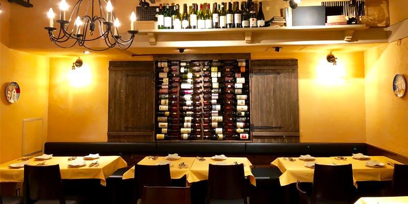記念日におすすめのレストラン・トラットリア ラ グロッタの写真1